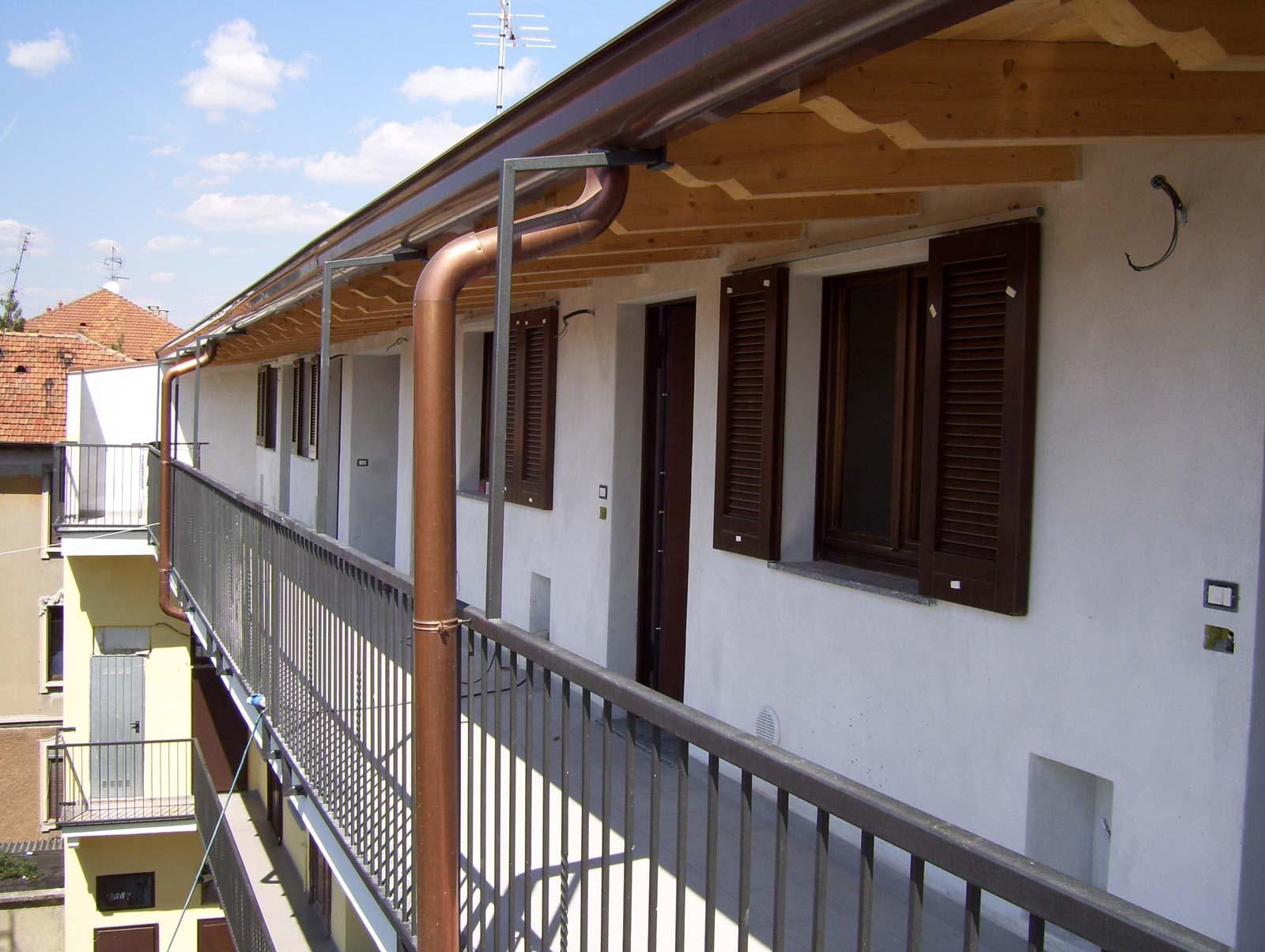 Trasformazione Sottotetto In Abitazione abitabilità milano - studio agibilità - architetto roberto
